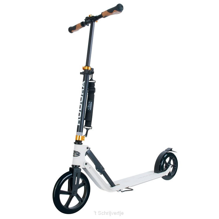 Hudora Big Wheel Style 230 Step - Wit