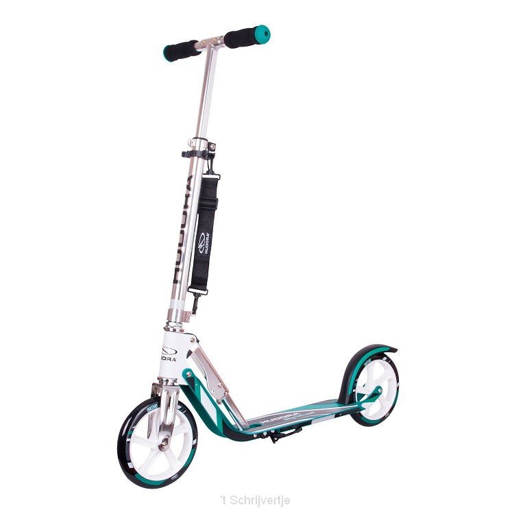 Hudora Big Wheel 205 Step - Turquoise