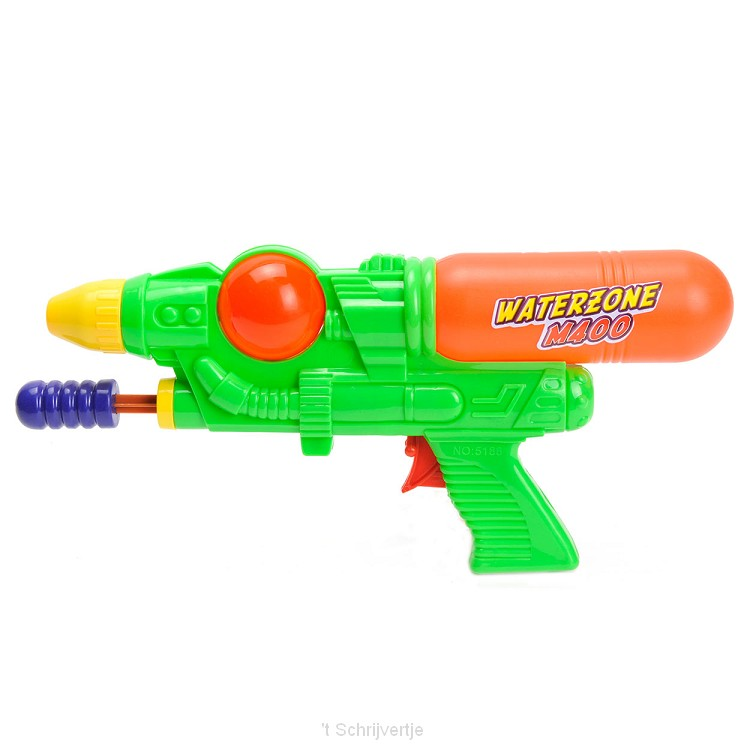 Waterpistool M400