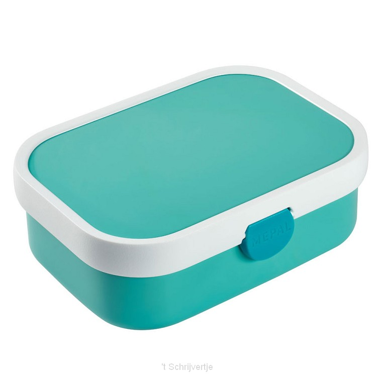 Mepal Campus Lunchbox - Turquoise