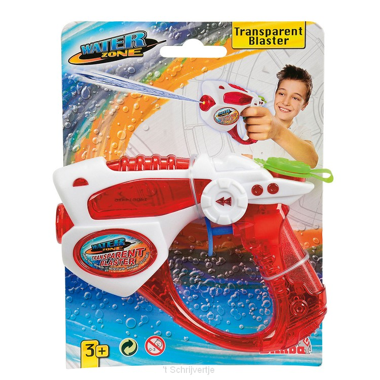 Waterzone Transparent Blaster