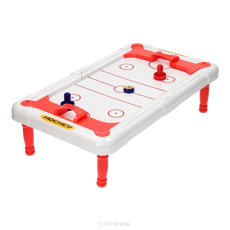 Tafel Air-Hockeyspel