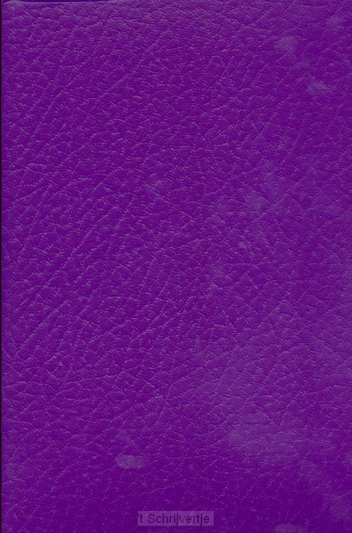 Gift & award bible NKJV purple im leathe